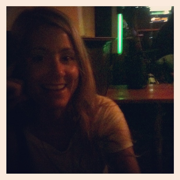 Saturday 17. (Taken with Instagram at The Alibi)