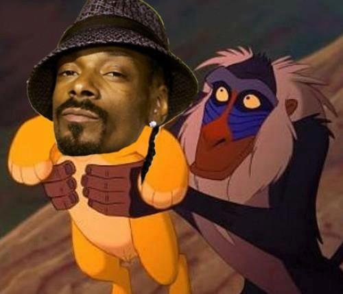 whatthefunniest:  Snoop Lion