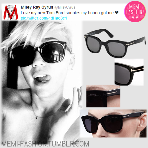 We've found a similar (maybe the same) frames of the exact sunglasses with different lenses color. Sunglasses (1): Suneyez or Eye Goodies Tom Ford 198 01A - SIMILAR Sunglasses (2): Neiman Marcus Campbell Metal-Detail Sunglasses - EXACT!
