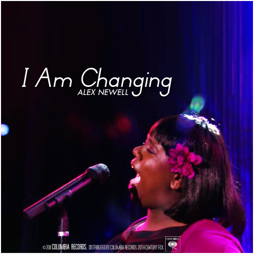 The Glee Project | Season One Glee-ality | I Am Changing Alternative Cover
