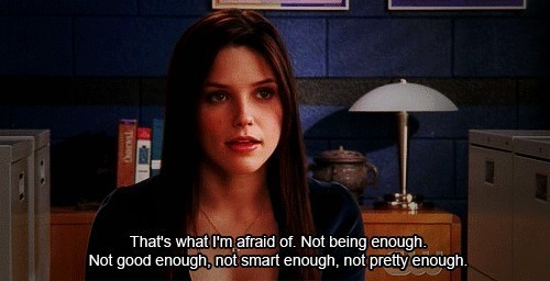 me too Brooke Davis, me too.