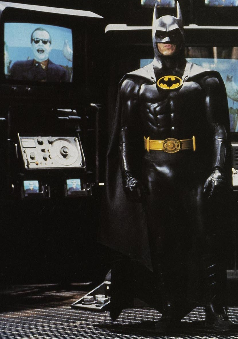 jthenr-comics-vault:  Batman '89