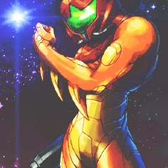 t-enori:  Metroid Fusion Ending Artwork (English Ver.) ; edited by brsbeast  Samus :D I've a follower I know will like this c: