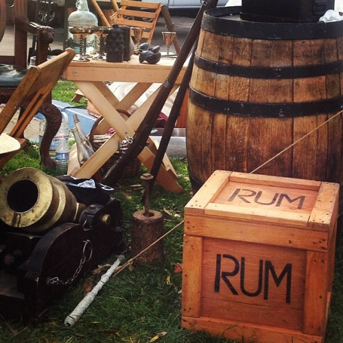 angielupuslife:  Pirate supplies #rum #piratesupplies (Taken with Instagram)