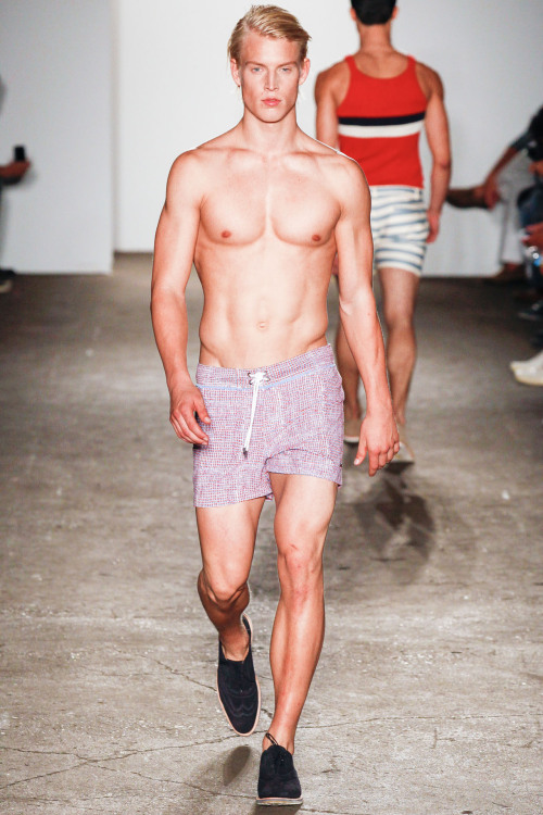 Thor Bulow | Parke and Ronen SS13