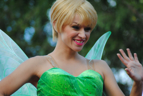 Mickey's Soundsational Parade - Tinkerbell on Flickr.