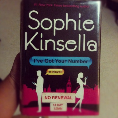 First book I read this month. :) (Taken with Instagram)