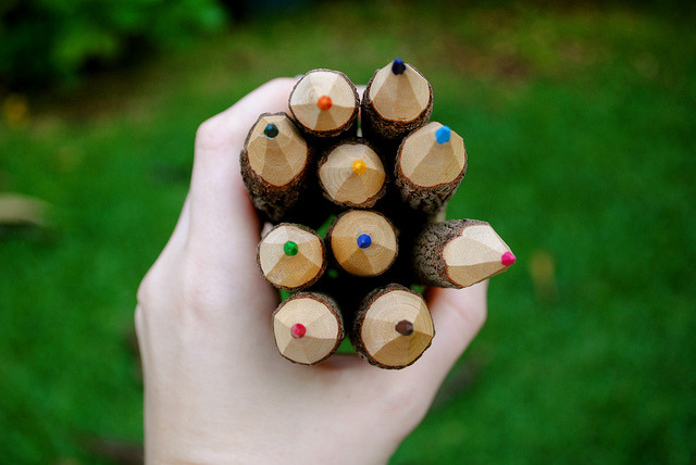 Made From Trees. by SASSSQUATCH on Flickr.