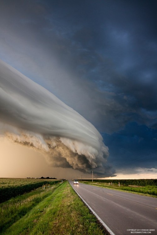 bluepueblo:  Swirling Storm, Nebraska photo via jackie