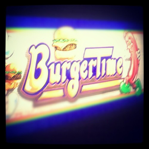 #burgertime (Taken with Instagram)