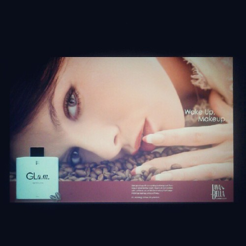 Another internship project. Goal make high end beauty product ads. This is one of three. #Internship  #printads #beauty #advertising #adobecs6  #Photoshop  #indesign  #illustrator  (Taken with Instagram)