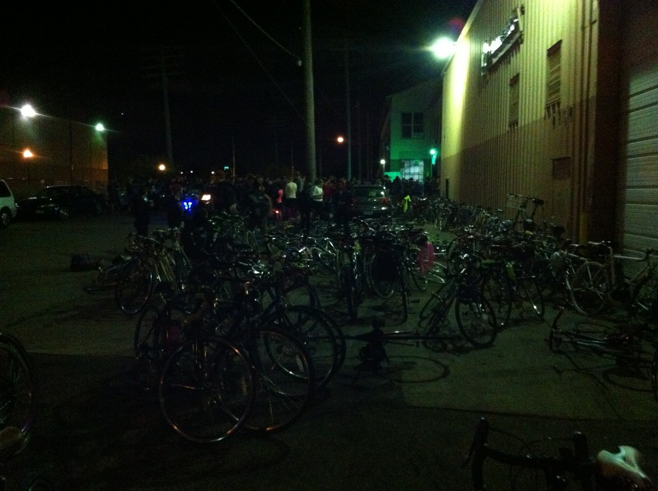MPLS knows how to bike-party. BABES IN BIKELAND 6!