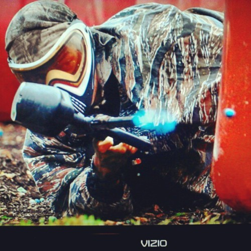 Viewing my photos on an HDTV is awesome. Shot from today #paintball #hdtv #photography #paintball #speedball #vizio #papagoda #sports #action #cool  (Taken with Instagram)