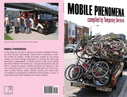 somedaysomeway:  Mobility! halfletterpress:  Sneak Peak: Mobile Phenomena This is the cover of our latest publication. It is at the printer right now. We hope to have it in a couple of weeks.