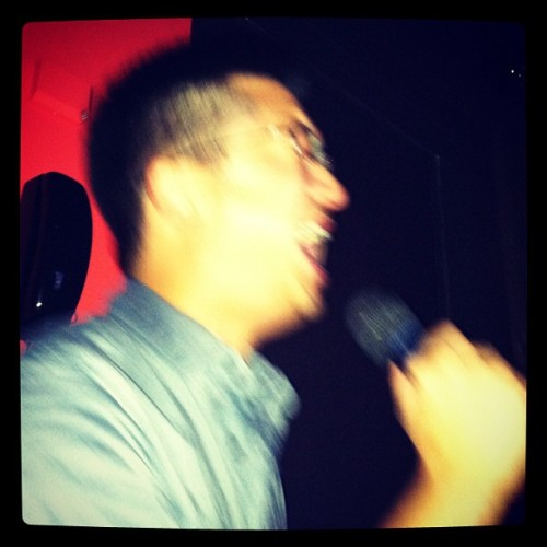 @owenlei at Rockbox: the Tony Rich Project (Taken with Instagram)