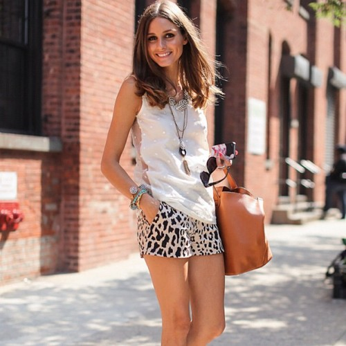 leeoliveirass:  New York Fashion Week… Olivia Palermo  Image via leeoliveira.com