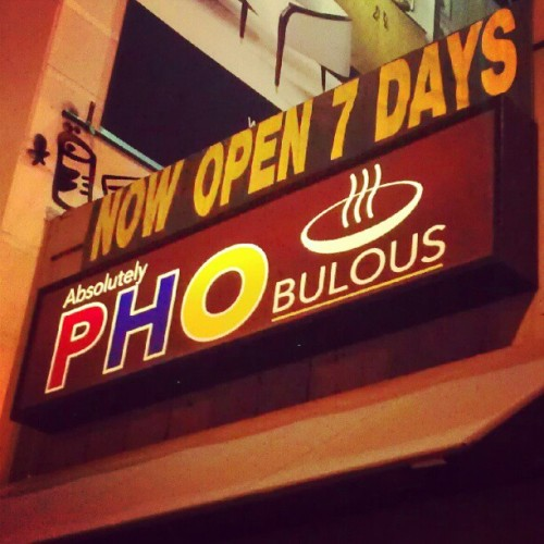 I wish it was open pho-evah! (Taken with Instagram)