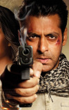Katrina Kaif and Salman Khan In Ek Tha Tiger Movie Stills