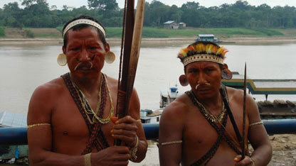 mindclar:  The Matis Indians.