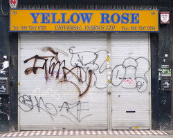 Yellow Rose, Petticoat Lane E1