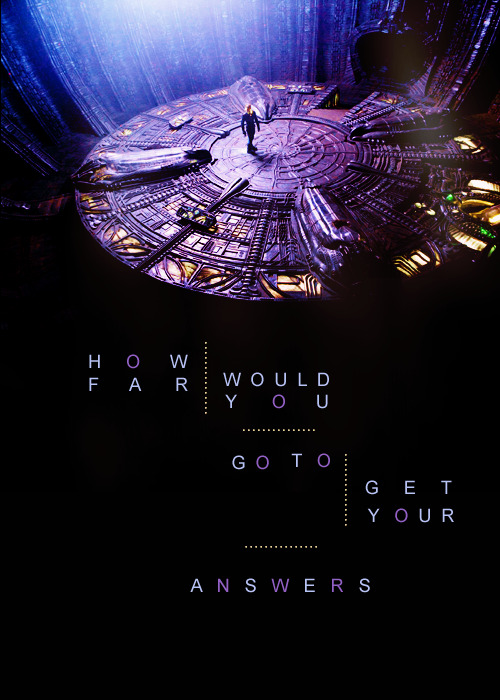 songsofwolves:  Prometheus (2012)