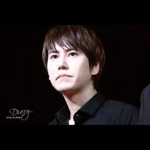 #kyuhyun #superjunior #suju  ᕗ ELF LOVE Youᕙ  (Taken with Instagram at ◥SUJU、WoRLD◤ )