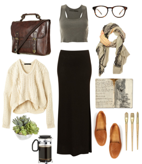 purpleishboots:  Julia's Polyvore sets are always so wonderful.