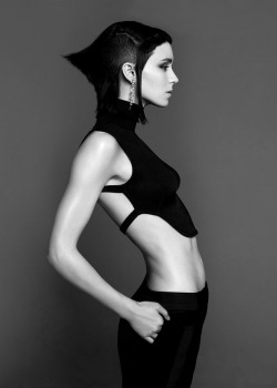 scurvylas:  Rooney Mara by Mert Alas and Marcus Piggott