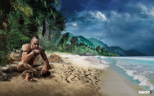 saveroomminibar:  Far Cry 3.