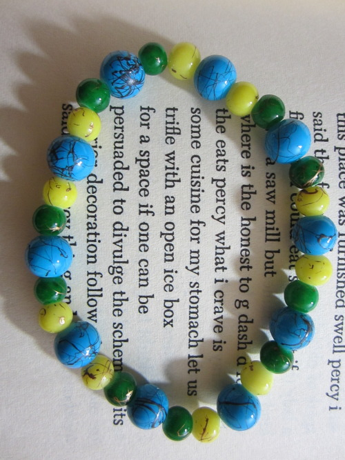 Click the photo to view this $7.50 bracelet on my Etsy page!