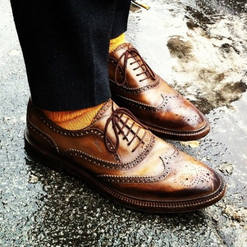 Brogue facebook.com/GentlemanF