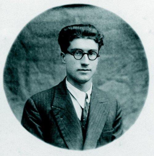 "Italian poet Cesare Pavese: Sep. 9, 1908 - 1950 (suicide by barbiturates)… — Cesare Pavese: Sad Wine (II) (Transl. Geoffrey Brock) The hard thing's to sit without being noticed. Everything else will come easy. Three sips and the impulse returns to sit thinking alone. Against the buzzing backdrop of noise everything fades, and it's suddenly a miracle to be born and to stare at the glass. And work (a man who's alone can't not think of work) becomes again the old fate that suffering's good for focusing thought. And soon the eyes fix on nothing particular, grieved, as if blind. If this man gets up and goes home to sleep, he'll look like a blind man that's lost. Anyone could jump out of nowhere to brutally beat him. A woman—beautiful, young—might appear, and lie under a man in the street, and moan, the way a woman once moaned under him. But this man doesn't see. He heads home to sleep and life becomes nothing but the buzzing of silence. Undressing this man you'd find a body that's wasted and, here and there, patches of fur. Who'd think, to look at this man, that life once burned in his lukewarm veins? No one would guess that there was a woman, once, who gently touched that body, who kissed that body, which shakes, and wet it with tears, now that the man, having come home to sleep, can't sleep, only moan. ""Sad Wine (II)"" from Disaffections: Complete Poems 1930-1950 by Cesare Pavese"