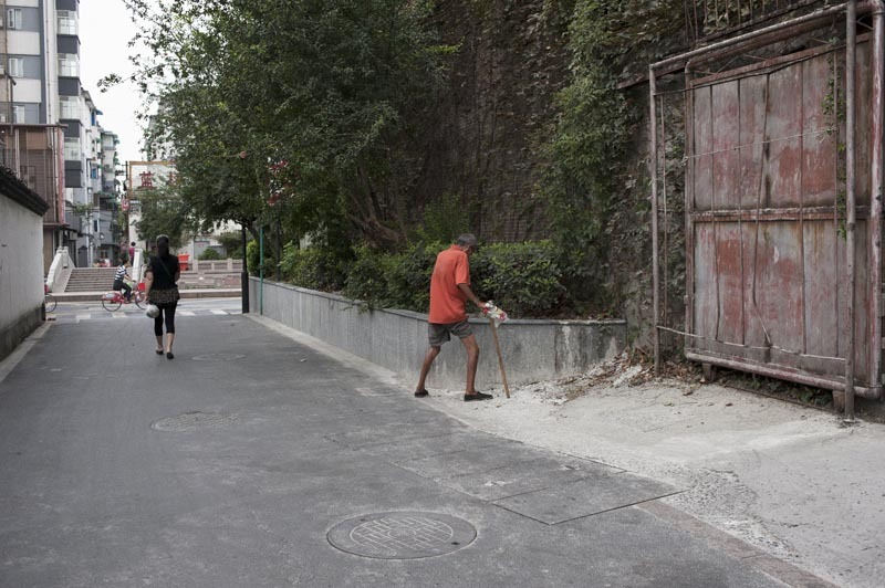 I PEE where I want, Hangzhou, China, 2012 - Davey Warren