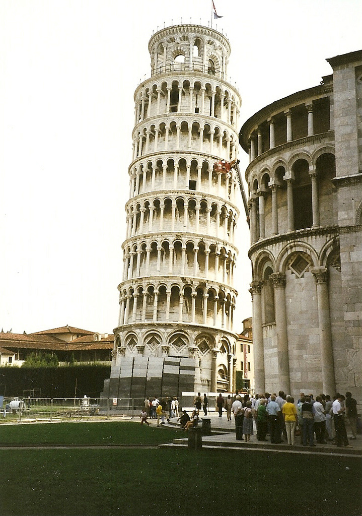Pisa. Italy (by Bernard Mowbray)