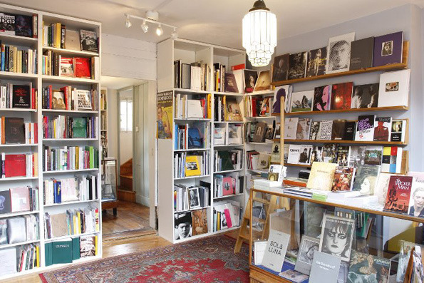 christopherschreck:  BOOKSHOP INDEX a directory of independent art bookshops around the world  So I have this dream of opening one in Nara…………………… …………………..one day.     Off to work and then the pachinko parlour, I guess….