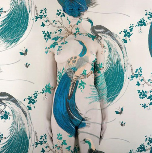 Emma Hack: Body Artist |  This is quite impressive, I always love looking at work like this because of the precision needed to make it look good.