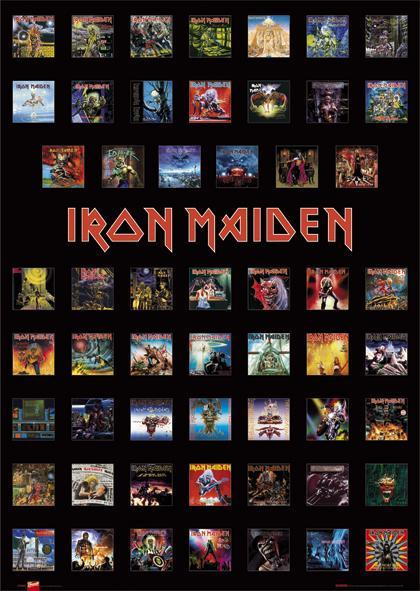 Iron Maiden covers, para los metaleros amigos
