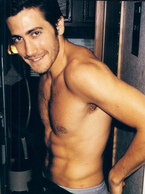 tarkowski:  Jake Gyllenhaal for Mario Testino's Book 'Let Me In'