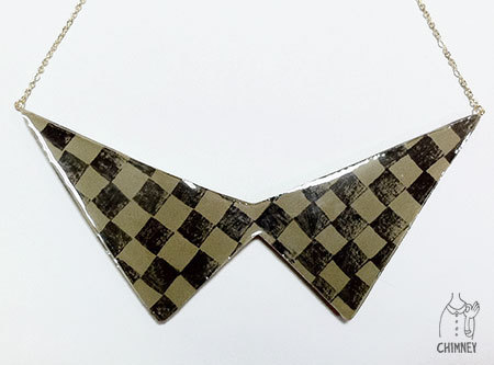 ((new arrival))collar necklace[block]