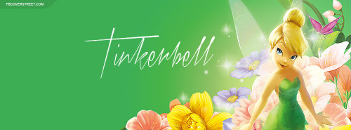 Tinkerbell 2 Facebook Cover