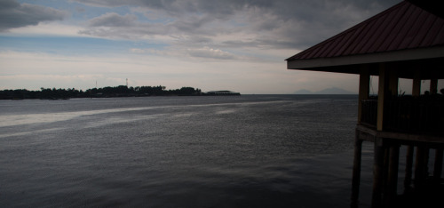 """From the Wharf"" Taken on the way to Iligan, the Philippines, with my Nikon D60. JoseRomuald"