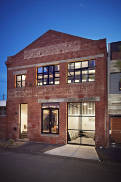 hotphotography:  Abbotsford warehouse apartments   My future projects will be like this one.