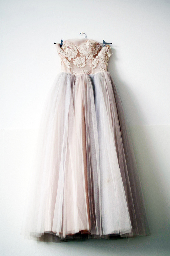 vintage 1950s prom dress by elsa billgren   This is the most perfect dress. SERIOUSLY.