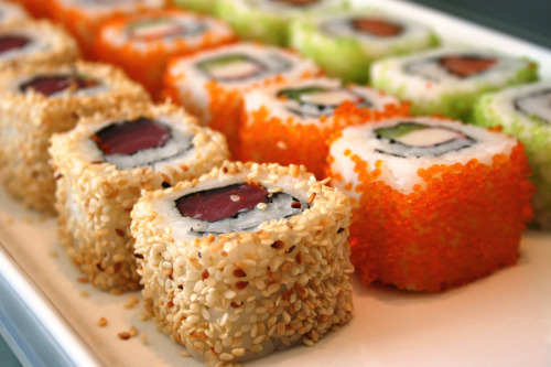 Sushi (by Peter Arthold)