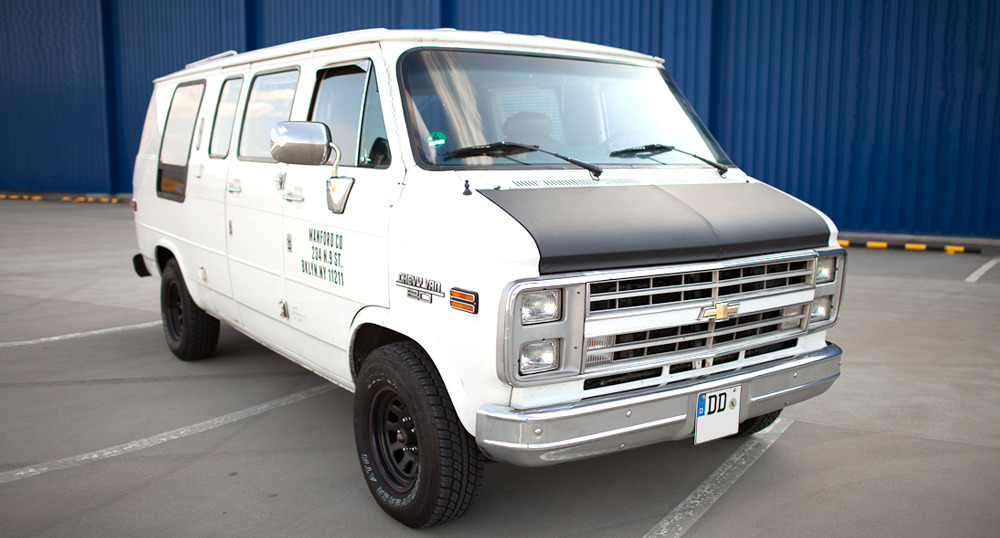 "My lovely Chevy Van (aka ""Manford"") is now for sale! http://suchen.mobile.de/auto-inserat/chevrolet-chevy-van-g20-dresden/165830621.html?lang=de&utm_source=DirectMail&utm_medium=textlink&utm_campaign=Recommend_DES"