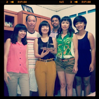 big family of TAN's (Taken with Instagram)