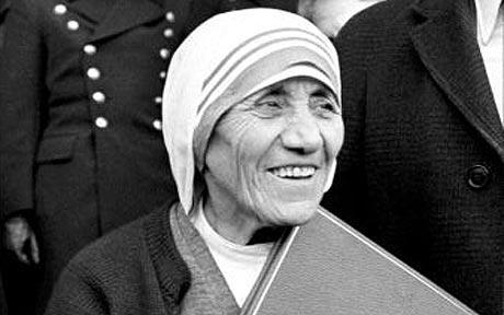 "todayinhistory:  September 10th 1946: Mother Teresa's vision On this day in 1946 the nun Sister Teresa Bojaxhiu, whilst on a train from Calcutta to Darjeeling, claimed to have heard God telling her to leave her convent and help the poor. She followed the command and lived among the poor in India, later becoming known as Mother Teresa. She established the Catholic group Missionaries of Charity. Her efforts were noticed, and she rose to prominence and fame for her work with the poor, ill and starving. Mother Teresa died on 5th September 1997, aged 87.  ""I was to leave the convent and help the poor while living among them. It was an order. To fail would have been to break the faith.""- Mother Teresa on her message from God"