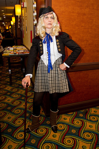 doctorwhocosplaywatch:  A fem!first doctor! Accept no substitute!