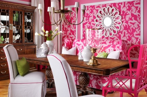 Well if you like pink this much…