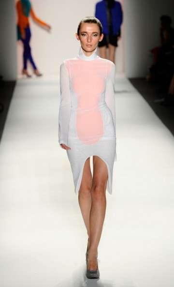 THE ART INSTITUTE OF NEW YORK CITY..Runway SPRING 2013